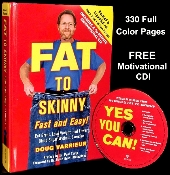 FAT TO SKINNY Fast and Easy NEW Revised and Expanded